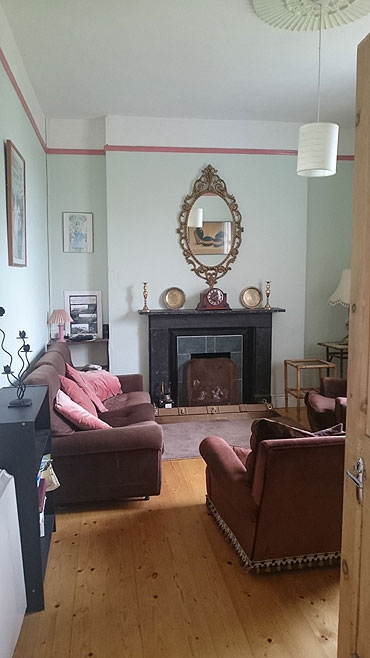 Period Victorian House For Sale: No. 12 Cable Terrace, Knightstown, Valentia Island, Co. Kerry