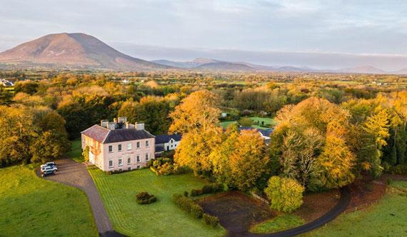 Bed & Breakfast at Enniscoe House, Ballina, Co. Mayo