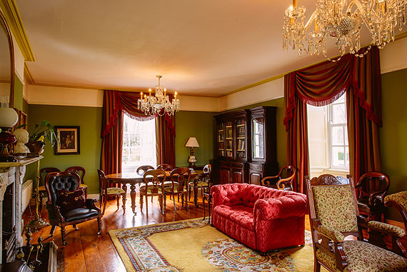 Bed & Breakfast at Viewmount House, Dublin Road, Longford