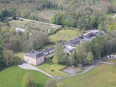 Weddings & Events at Enniscoe House, Ballina, Co. Mayo