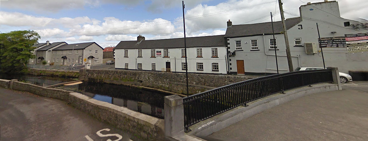 Terraced Property For Sale: Market Square, Charlestown, Co. Mayo