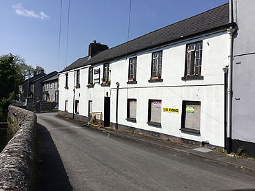 For Sale: Terraced Property, Market Square, Charlestown, Co. Mayo
