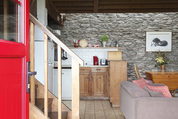 Self-Catering Accommodation at Pier Cottage, Castlecove, Co. Kerry