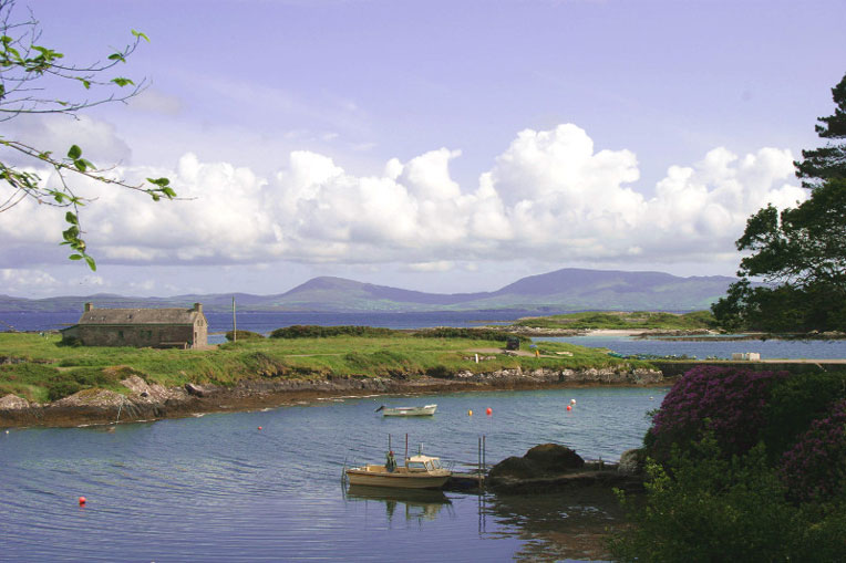 Pier Cottage, Castlecove, Co. Kerry