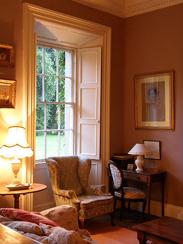 Bed & Breakfast at Roundwood House, Mountrath, Co. Laois