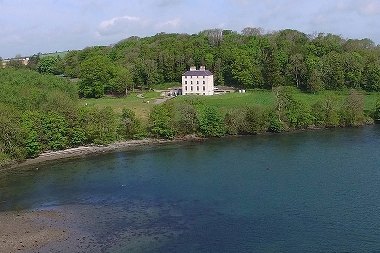 To Let: Newborough House, Oysterhaven, Kinsale, Co. Cork
