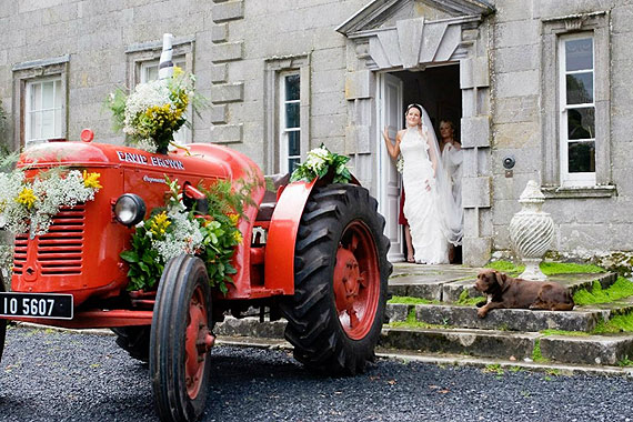 Weddings & Private Events at Roundwood House, Mountrath, Co. Laois