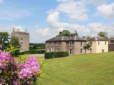 Castle and Georgian House For Sale: Carrigacunna Castle, Killavullen, Mallow, Co. Cork