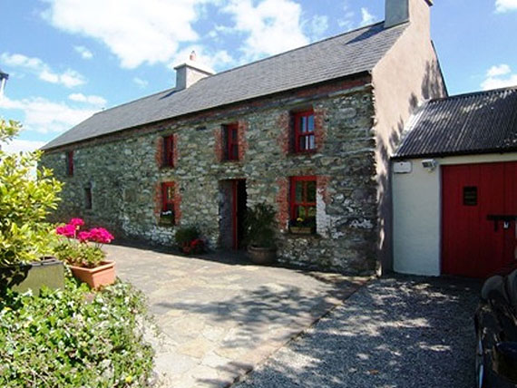 Restored Period Farmhouse For Sale: Dromsullivan, Mealagh Valley, Bantry, Co. Cork