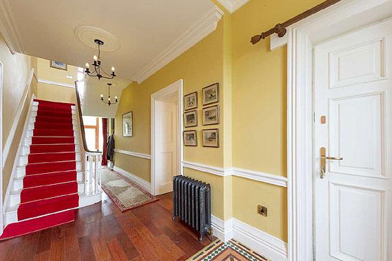 Extended Georgian Property For Sale: Newrath House and Farm, Slane, Co. Meath