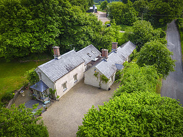 Restored Lodge For Sale: North Lodge, Archerstown, Clonmellon, Co. Meath