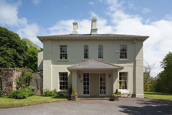 Period Property For Sale: The Old Rectory, Sky Road, Clifden, Co. Galway