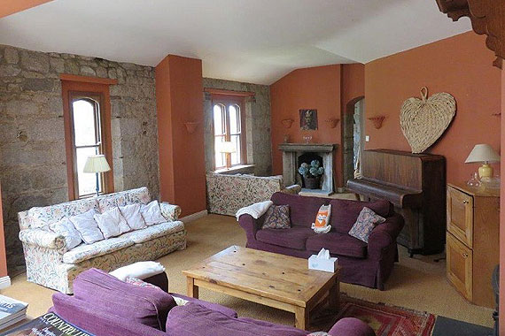 Self-Catering Accommodation at Lisnavagh, Rathvilly, Co. Carlow
