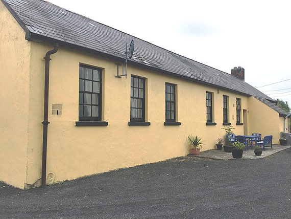Converted Schoolhouse For Sale: Cashel Schoolhouse, Cashel, Swinford, Co. Mayo