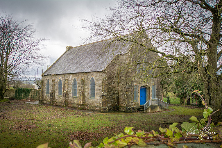 Former Church For Sale: The Diamond, Castlefin, Co. Donegal