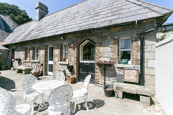 Unique Stone Built House For Sale: Glandore House, Glandore Park, Dun Laoghaire, Co. Dublin