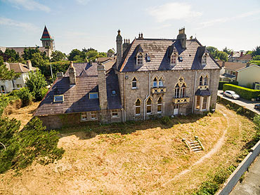 Unique Stone Built House For Sale: Glandore House, Glandore Park, Dun Laoghaire, Co. Dublin