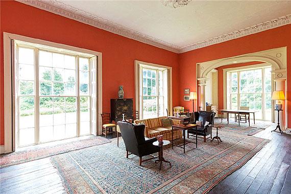 Georgian Estate For Sale: Kilfane House, Thomastown, Co. Kilkenny