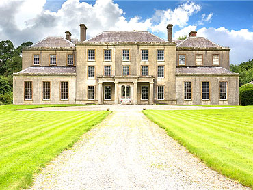 Georgian Estate For Sale: Kilfane House, Thomastown, Co. Kilkenny