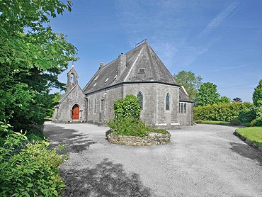 Restored Church For Sale: The Old Church, Caherconlish Village, Caherconlish, Co. Limerick