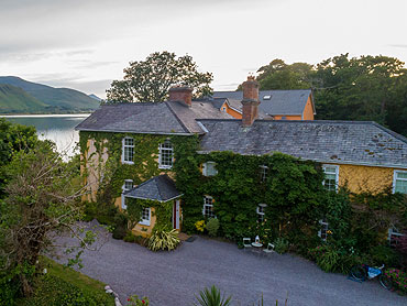 Bed, Breakfast & Dinner at Carrig Country House, Killorglin, Co. Kerry