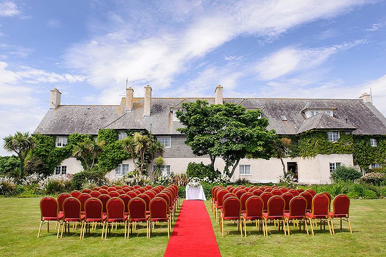 Weddings & Events at Renvyle House Hotel, Renvyle, Connemara, Co. Galway
