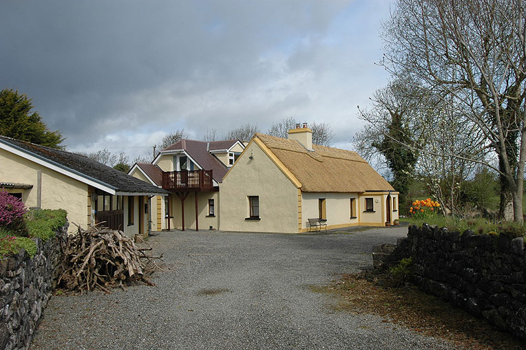 For Sale: Historic Thatch Cottage, Ballycurrin, Glencorrib, Co. Mayo