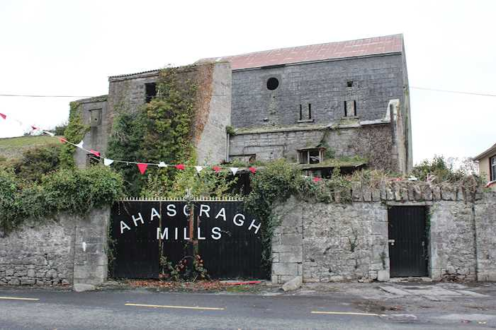 Former Mill Building For Sale: Ahascragh Mills, Ahascragh, Co. Galway