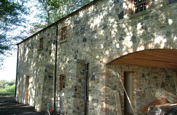 Powderly Construction - Conservation, Restoration and Heritage Contractors