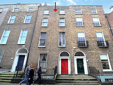 Mid Terrace Georgian Building For Sale: 21 Leeson Street Lower, Dublin 2