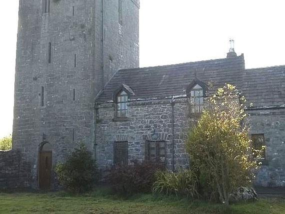 17th Century Castle For Sale: Killeen Castle, Castlegar, Co. Galway