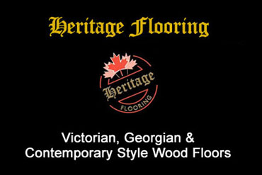 Heritage Flooring - Victorian, Georgian and Contemporary Style Wood Floors