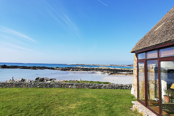 Spectacular Seashore Property For Sale: L'Ann Moor, Foorglass, Ballyconneely, Co. Galway