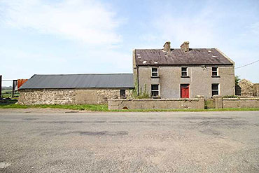 Derelict Detached House For Sale: Bunlahy, Ballinalee, Co. Longford