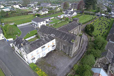 Old Parochial House and Church For Sale: Dunkellin Terrace, Portumna, Co. Galway