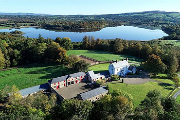 Period Manor House For Sale: Woodfield House, Broadford, Co. Clare