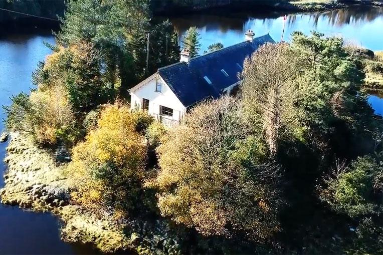 For Sale: Inis Saimer, Erne Estuary, Ballyshannon, Co. Donegal