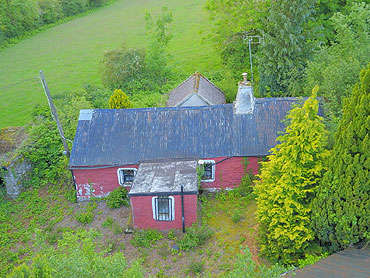 Cottage For Sale: Aghowle Lower, Coolkenno, Shillelagh, Co. Wicklow
