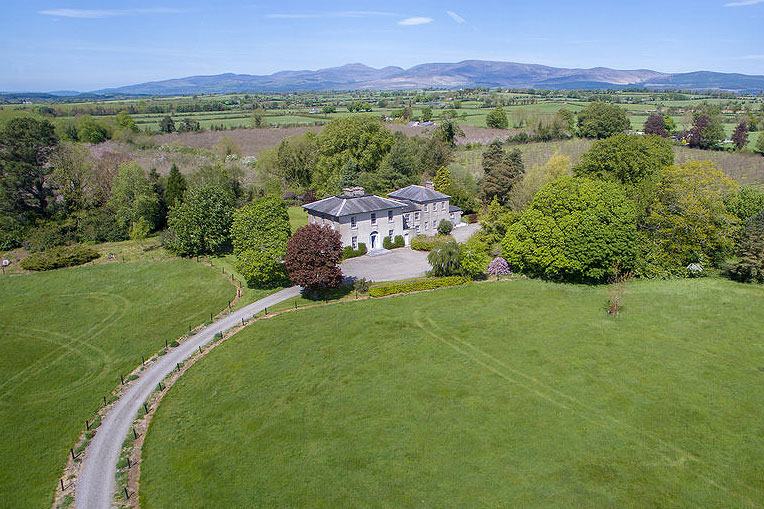 Georgian Estate For Sale in Co. Tipperary: The Castlegrace Estate, Clogheen, Co. Tipperary