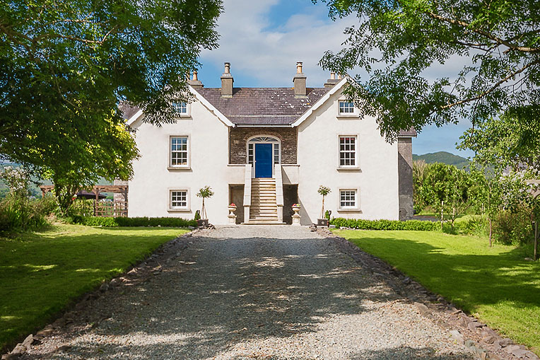 Georgian Residence For Sale: Scart House, Castlecove, Co. Kerry