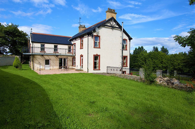 For Sale: Moress Farm, Inch Island, Co. Donegal
