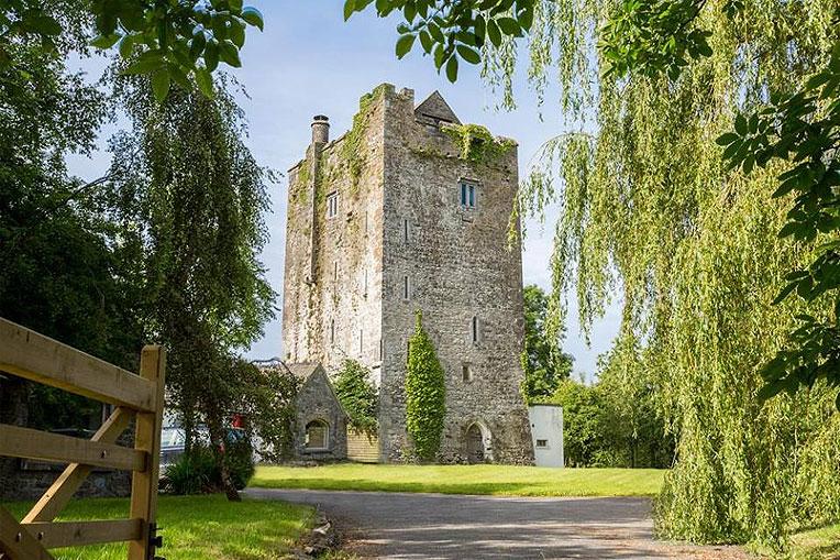 Ballybur Castle, Cuffsgrange, Co. Kilkenny