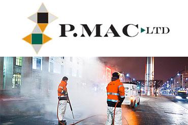 Stone & Masonry Cleaning - P Mac Ltd