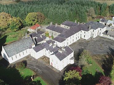 Landmark Property For Sale: Banada Abbey, Tourlestrane, Co. Sligo