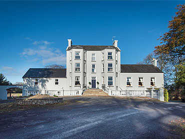 Georgian Country Home For Sale: Tinvane House, Carrick-on-Suir, Co. Tipperary