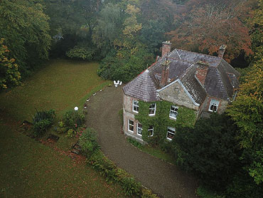 Bed & Breakfast at Frewin House, Ramelton, Co. Donegal