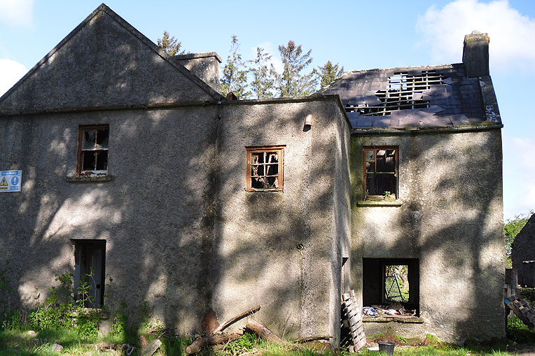 Derelict Buildings with River Frontage For Sale: Palm Hill House, Cregmore Bridge, Claregalway, Co. Galway
