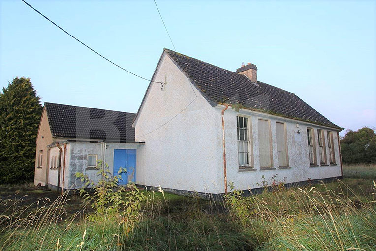 Former School For Sale: Esker School, Ballycon, Mount Lucas, Co. Offaly