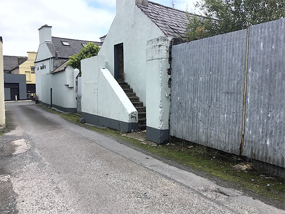 Former Public House For Sale: James Street, Kiltimagh, Co. Mayo