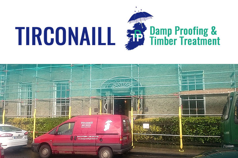 Tirconaill Damp Proofing & Timber Treatment